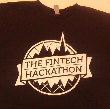 Fintech Hackathon T-shirt