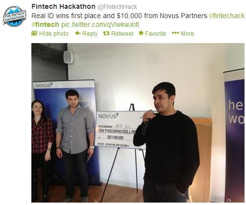 FinTech Winners