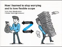 Flexible Scope