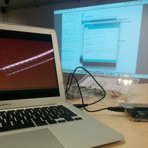 Arduino with JavaScript