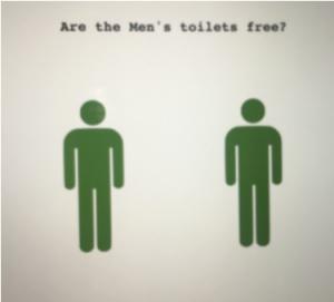 Toilet free